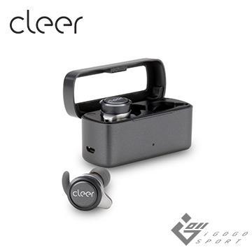 Cleer Ally 真無線藍牙耳機-質感灰