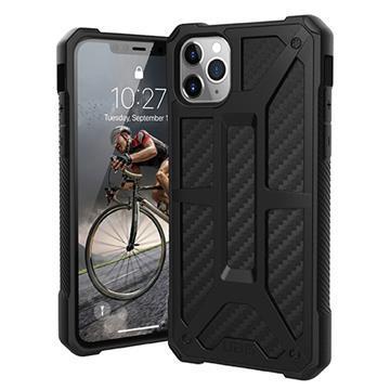 UAG iPhone 12 Pro Max 頂級版耐衝擊保護殼-炭黑