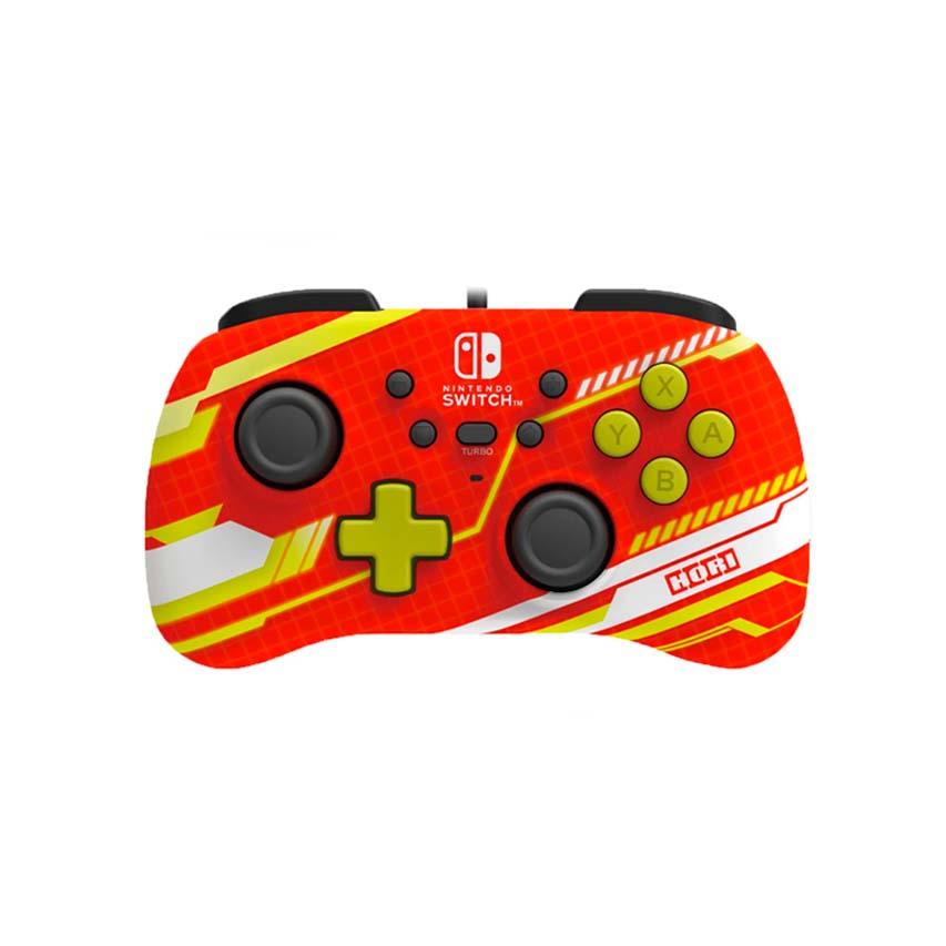 HORI Switch 有線迷你手把 紅色款