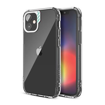 JTLEGEND iPhone 12 Pro / 12 超軍規防摔殼-透明