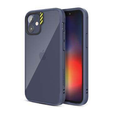 JTLEGEND iPhone 12 Pro / 12 超軍規防摔殼-深藍 I12/Pro DX藍