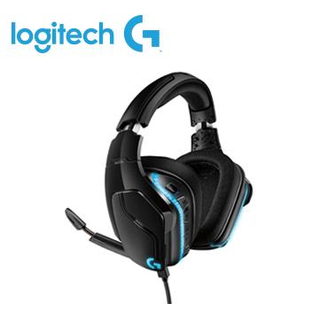 Logitech羅技 G633s LIGHTSYNC電競耳機麥克風