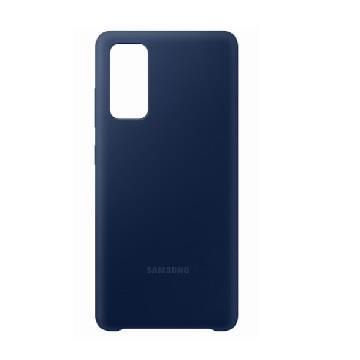 三星SAMSUNG Galaxy S20 FE 原廠矽膠薄型背蓋 藍