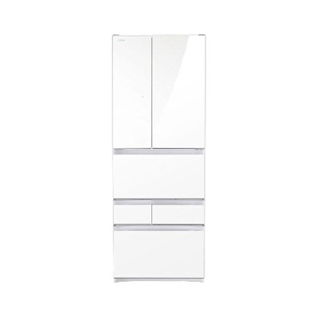 TOSHIBA 551公升六門變頻冰箱