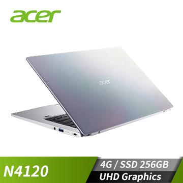 ACER宏碁 Swift 1 筆記型電腦(N4120/4GB/256GB)