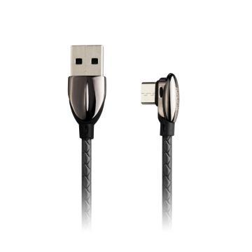 INTOPIC廣鼎 Type-C鋅合金電競充電傳輸線