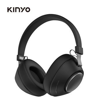 KINYO耐嘉 藍牙頭戴式立體聲耳麥 BTE3855