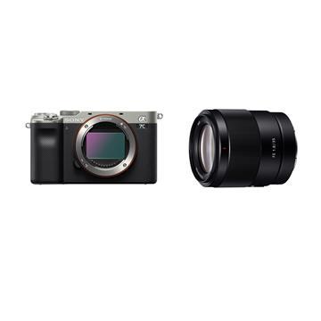 索尼SONY ILCE-7C/S+SEL35F18F 可換式鏡頭相機 ILCE-7C/S+SEL35F18F