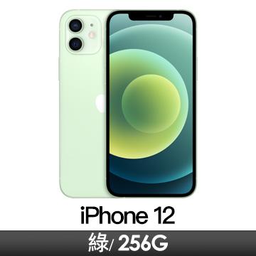 Apple iPhone 12 256GB 綠色(MGJL3TA/A)