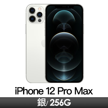 Apple iPhone 12 Pro Max 256GB 銀色