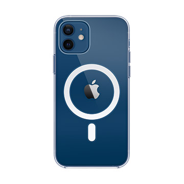 iPhone 12/12 Pro MagSafe 透明保護殼