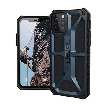 UAG iPhone 12 Pro / 12 頂級版耐衝擊保護殼-藍