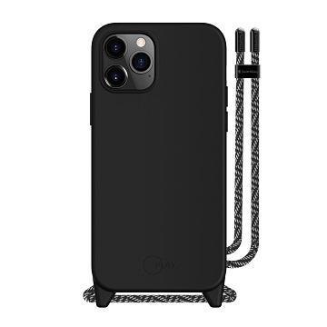 SwitchEasy iPhone 12/12Pro 吊繩保護殼-黑
