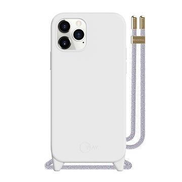 SwitchEasy iPhone 12/12Pro 吊繩保護殼-白