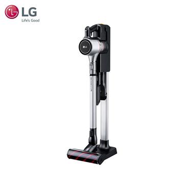 樂金LG 手持無線吸塵器(銀色雙電池)