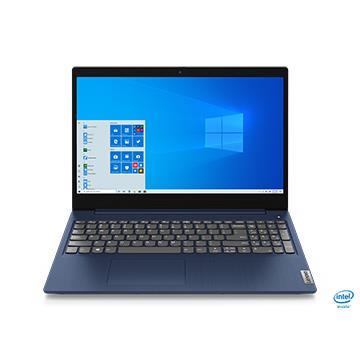 聯想LENOVO IdeaPad 15吋筆電 藍(i5-1035G1/4GD4/512G/W10) 3I-81WE00PGTW
