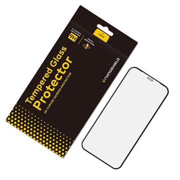 犀牛盾 iPhone 12/12Pro 玻璃保護貼-黑