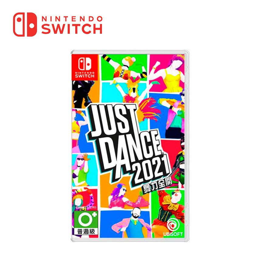 Switch 舞力全開 2021 中文版