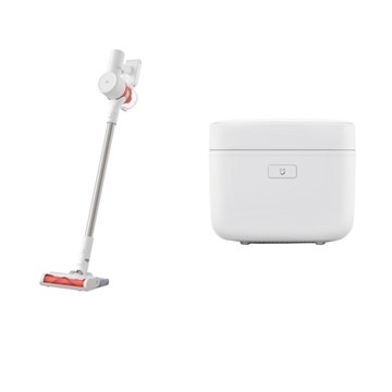 (組合)米家無線吸塵器G10+米家 IH 電子鍋
