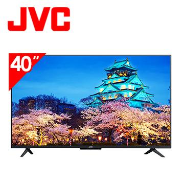 JVC 40型FHD 多媒體LED液晶顯示器