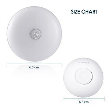 MoniSee 智能觸控夜燈門鈴 (電池式)