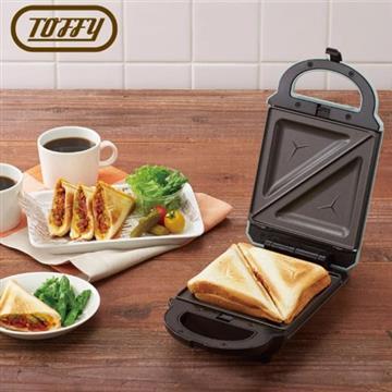 日立贈品-Toffy熱壓三明治鬆餅機