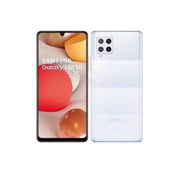 (悠遊付限定)三星SAMSUNG Galaxy A42 5G 6G+128G 絢幻白