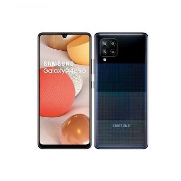 (悠遊付限定)三星SAMSUNG Galaxy A42 5G 6G+128G 絢幻黑