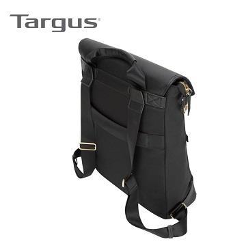Targus 15吋 雙用後背包-黑 TSB221
