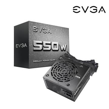 艾維克EVGA 550N1 550W 電源供應器