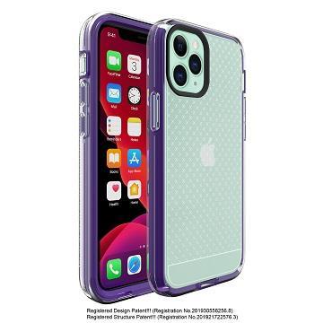 Amachine iPhone 12/12Pro 保護殼-典雅紫