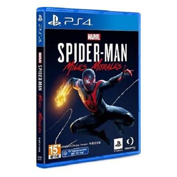 PS4 漫威蜘蛛人:邁爾斯·摩拉斯