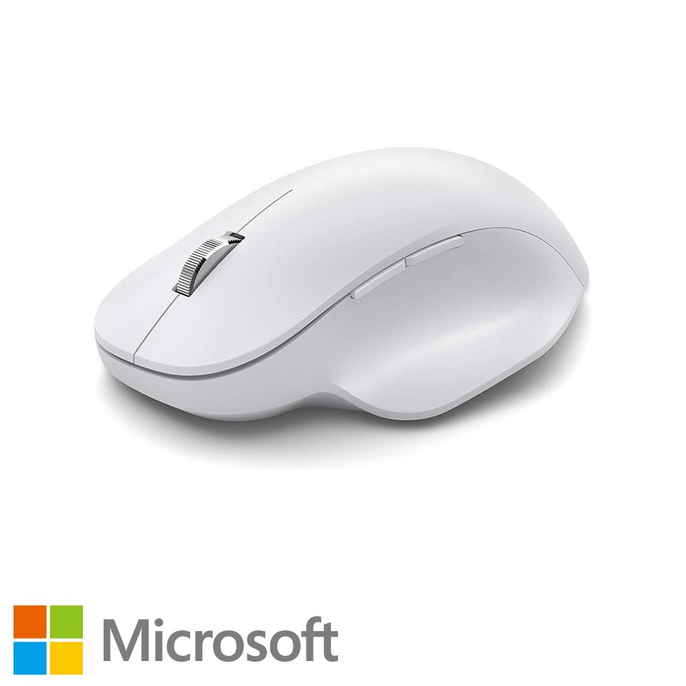 Microsoft微軟 藍牙人體工學滑鼠 灰