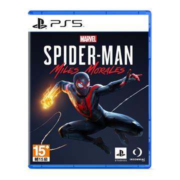 PS5 漫威蜘蛛人:邁爾斯·摩拉斯