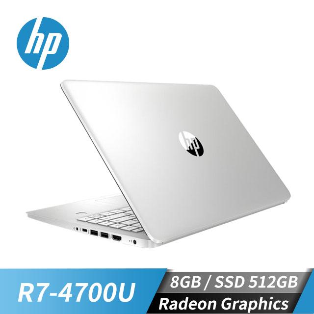 HP惠普 14s超品 筆記型電腦(R7-4700U/8GB/512GB)