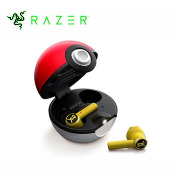Razer雷蛇 皮卡丘限定款 Pikachu真無線電競耳麥