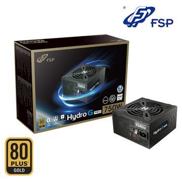 全漢HYDRO G PRO 750瓦 金牌電源供應器