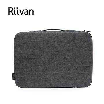 Riivan 15吋防震手提電腦包-深灰 RMB16SV-DG