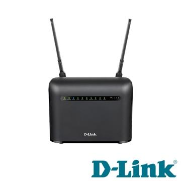D-Link友訊 Cat.6 4G LTE二合一無線網路分享器 DWR-961