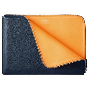 Gramas Macbook Air 13.3吋皮套-藍