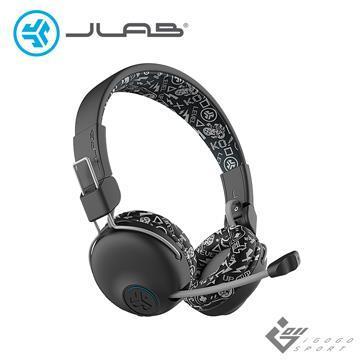 JLab JBuddies Play 電競兒童耳機 黑色
