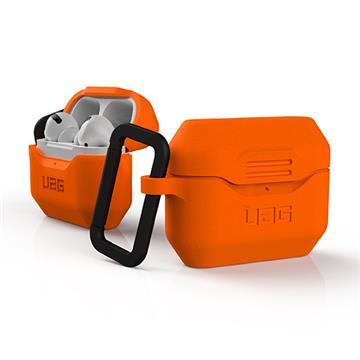UAG AirPods Pro 耐衝擊防塵保護殼V2-橘
