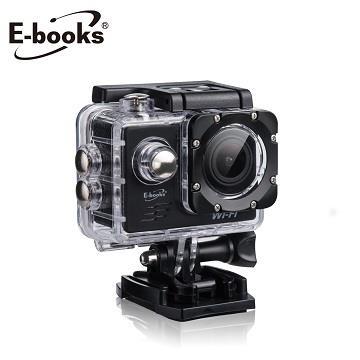E-books P2 WiFi運動攝影機