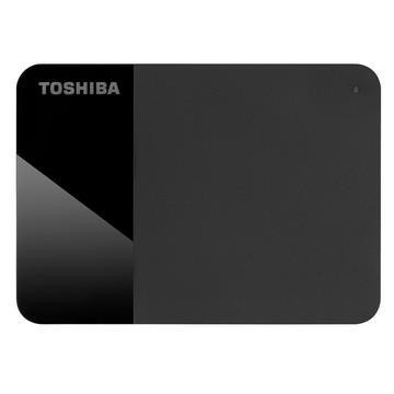 TOSHIBA東芝 2.5吋Canvio Ready 1TB行動硬碟
