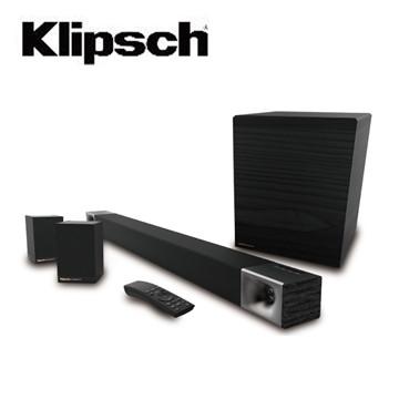 Klipsch Cinema 600 5.1聲道微型劇院組