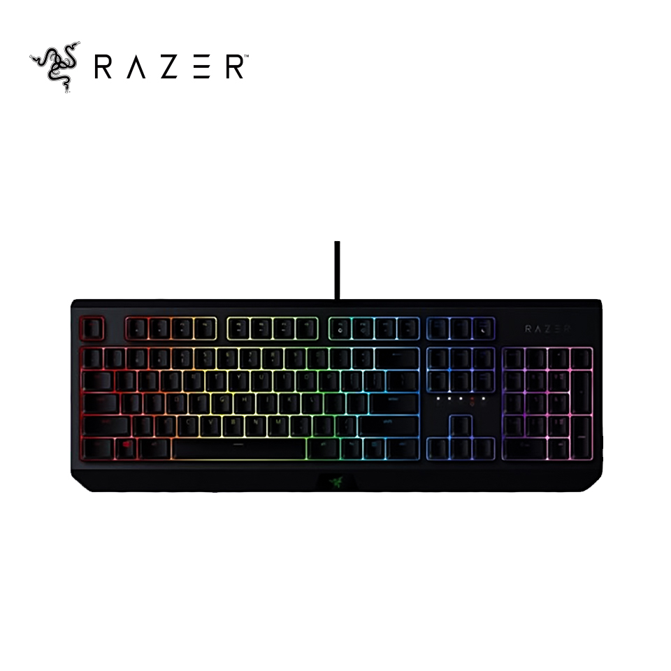 Razer雷蛇 BlackWidow RGB 機械式鍵盤 黃軸