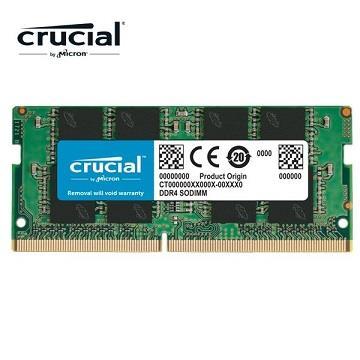 Micron Crucial 美光 So-Dimm DDR4 3200 16G