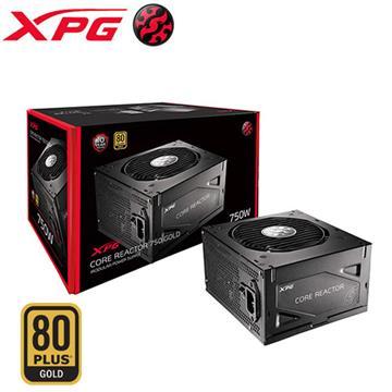 威剛 XPG 750W 80PLUS 金牌 電源供應器