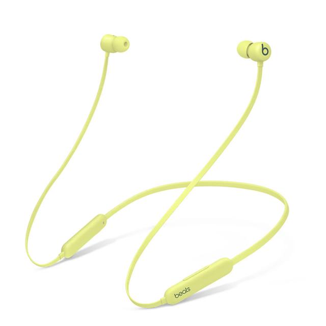 Beats Flex 無線入耳式耳機-柚子黃