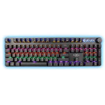 FOXXRAY旋音戰狐機械電競鍵盤